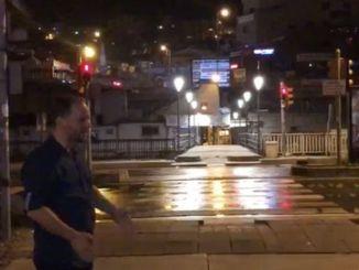 סגן אזהרת מעבר דרג סגן יבוזילמזין