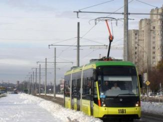million euros for fast tram construction in Odessa