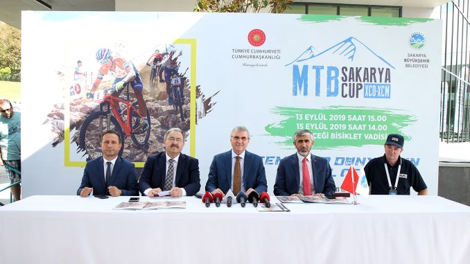 Sakarya MTB Cup Rennen bereit