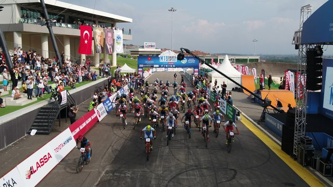 sakarya mtb cup races are over
