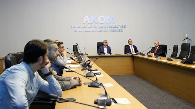 preparations for new moves in transportation in sakaria