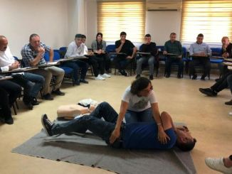 life saving training for samulas staff