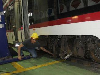 kotimainen tuotanto vaatii rautatiejärjestelmän osia