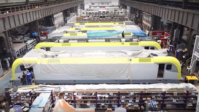 טולומאס מתכונן לייצור עגלת סיפון כפולה לווקס ווקס