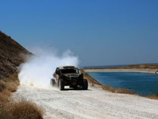The first and only half of the rally raid ended in Sanliurfa turkiyenin