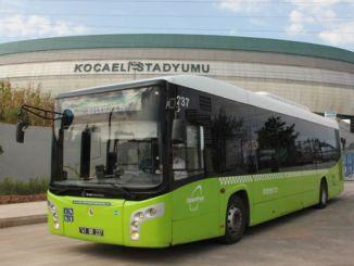 קווי אוטובוס פרטיים של מאקה ulasimparkdan הלאומית