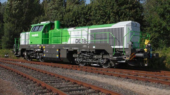 vossloh locomotive sold to crrc