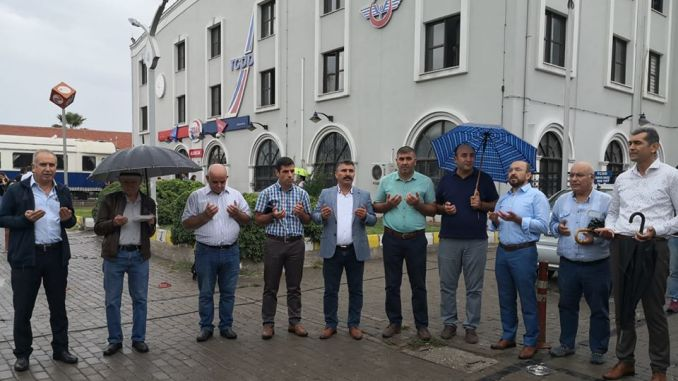 yolderin deceased president ozden polat was mentioned with prayers