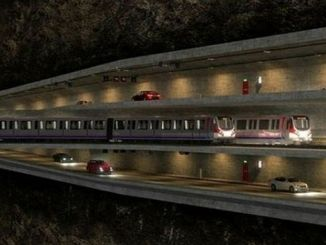 multi-storey big tunnels project is going to tender