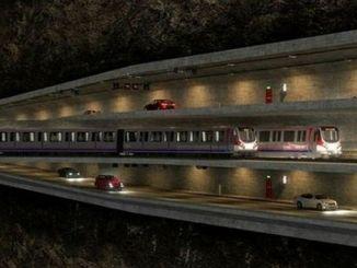 proiectul de tuneluri cu mai multe etaje va licita