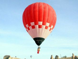 prvi domaći balona u Turskoj