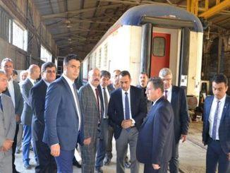 Die Hochgeschwindigkeitsstrecke Ankara Izmir wird eine neue Ära in der Ägäis einleiten