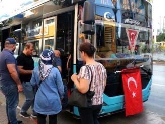 Antalya grande città operazione di pace pinari contrassegnato supporto