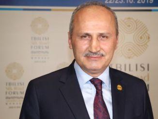 turhan tiflis ipekyolu forum was an important forum
