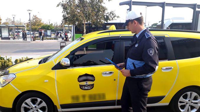 pemeriksaan ketat kendharaan kendaraan lan taksi
