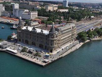 imamoglu haydarpasa and sirkeci station