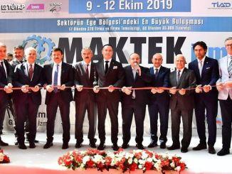 သမ္မတ Soyer Maktek သည် Izmir Fair တွင်ပါဝင်ခဲ့သည်