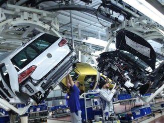 bulgaro per promuovere la fabbrica di volkswagen