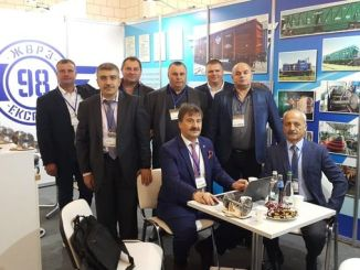 The future of railways companies met in Kiev