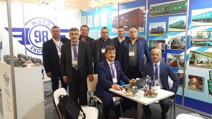 Теміржол компанияларының болашағы Киевте кездесті