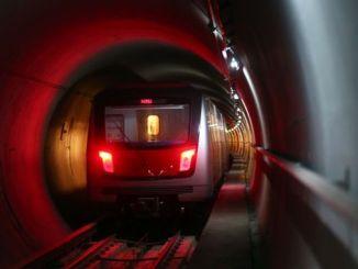 Metro na lotnisku w Esenboga będzie kosztować miliardy dolarów