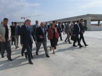 gaziantep lufthavn åbnes i oktober
