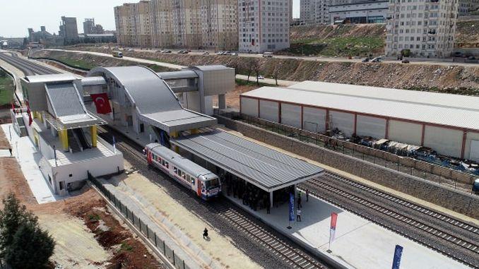 risultato gara d'appalto per la costruzione di magazzini suburbani e di treni veloci