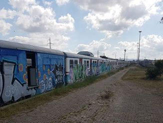 gebze haydarpasa suburban wagons for years