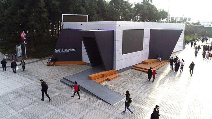gebzeトラベルカードオフィスが新しい場所に移転