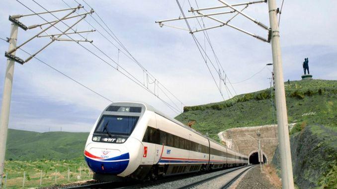 azijski javni vlak za vlakove
