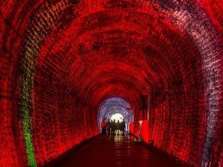 加拿大歷史悠久的布羅克維爾鐵路隧道對外開放