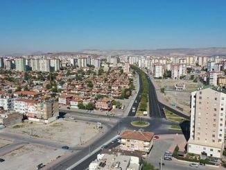 העיר הגדולה Kayseri פועלת לתחבורה נוחה