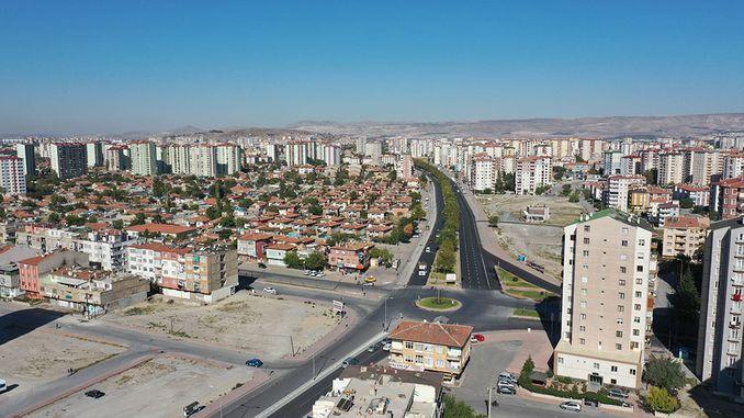 კაიზერის დიდი ქალაქი კომფორტული ტრანსპორტირებისთვის მუშაობს