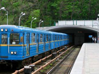 kiev sehir idaresi troeyscina metrosu hakkinda bilgi verdi