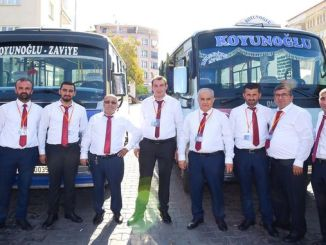 In Malatya begann die einheitliche Anwendung von Kleinbussen