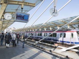 Metro Istanbul broke the passenger record on Friday