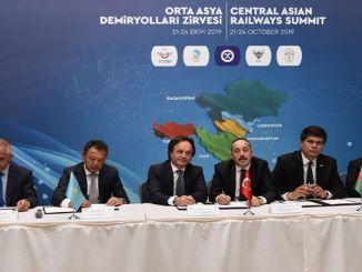 central asia railways summit held