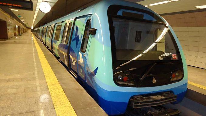 linija metroa sabiha gokcen tavsantepe u slučaju nužde