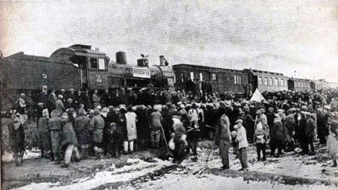 esimene raudtee Ottomani osariigis