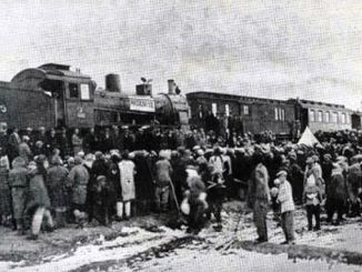 first railway in ottoman state