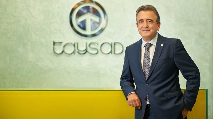 Volkswagen ინვესტიცია TAYSAD აღწერა დაკავშირებული თურქეთი