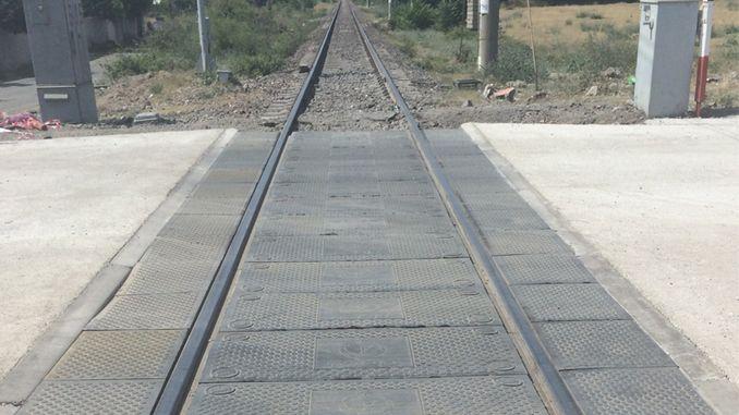 TCDD region mintikalarının various level crossings in the rubber coating of the tender result