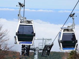 ropeway is one of the safest means of transportation