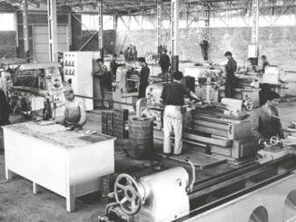 turkiyenin ilk motor fabrikasi gumus motor