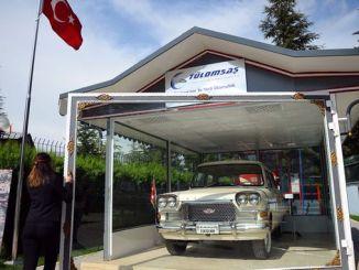 turkiyenin πρώτος ιθαγενής αυτοκίνητο στην ηλικία της επανάστασης