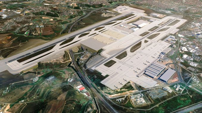 reisijate arvu suurendamine sabiha gokcen lennujaama raja