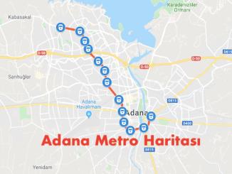 Khariidadda Adana Metro