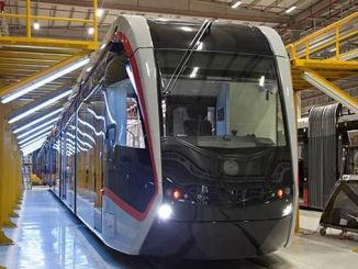 Bozankaya रोमानियातील द्वितीय ट्राम निविदा जिंकला