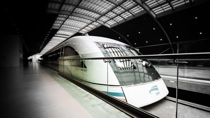 Самый быстрый в мире поезд