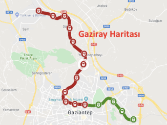 Karte von Gaziray